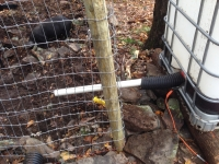 DIY: A Freezing Temperature Friendly Pig Watering System (how-to, with pics and video)