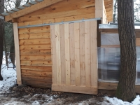 Sliding / Rolling Barn Door