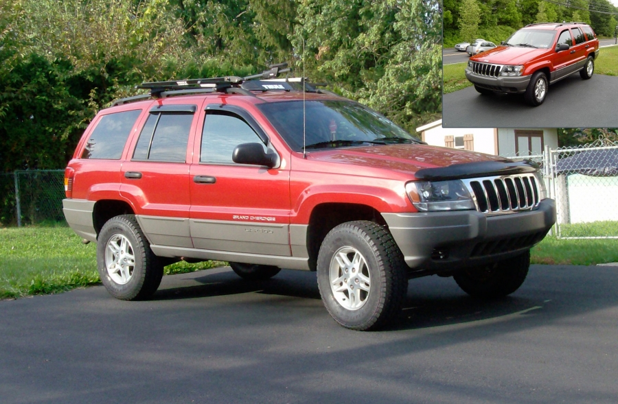 (Current) 2002 Grand Cherokee